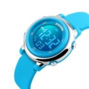 Relógio Infantil Digital Skmei Azul