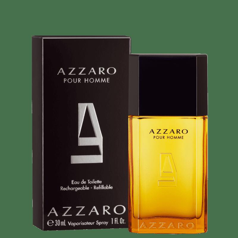 Azzaro Pour Homme De Loris Azzaro Eau De Toilette Perfume Masculino  100ml