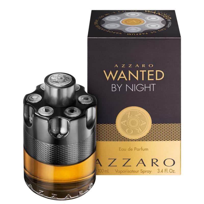 Azzaro Wanted by Night Eau de Parfum Azzaro - Perfume Masculino 100ml