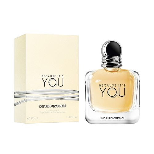 Because it's You She Eau de Parfum Giorgio Armani Perfume Feminino