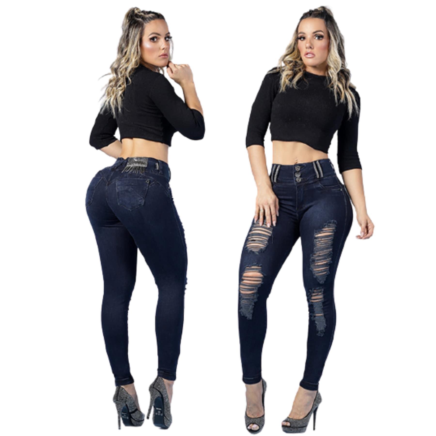 Calça Jeans Cintura Perfeita Modeladora Rhero Jeans