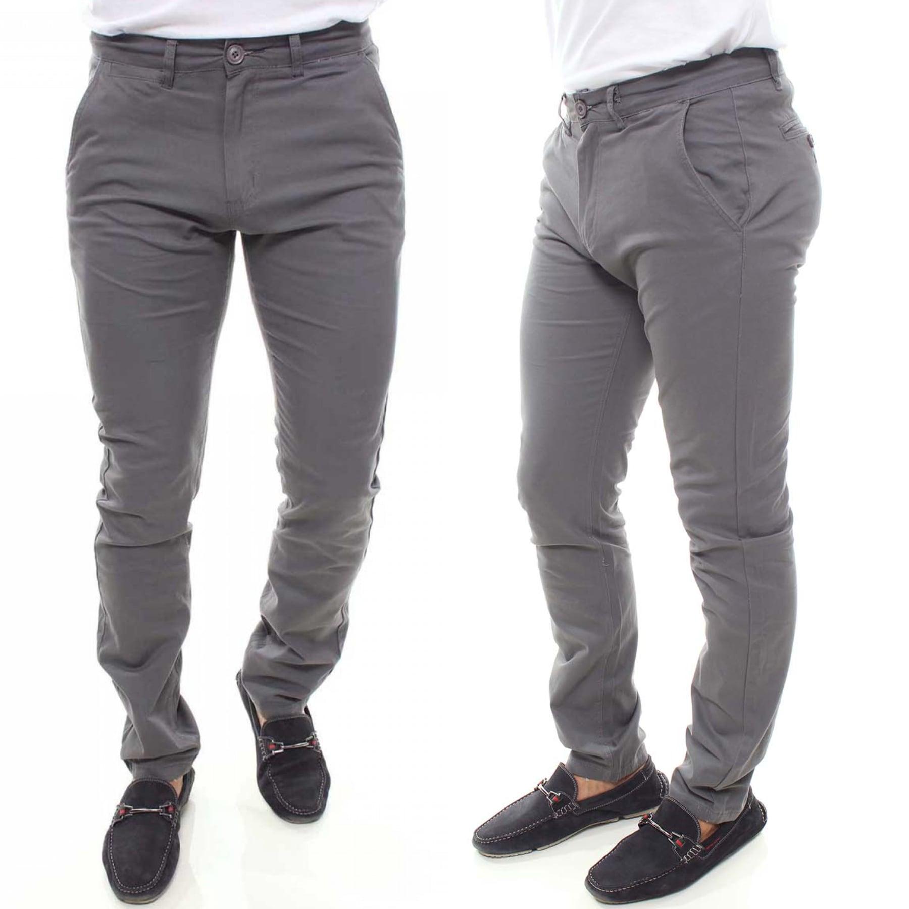 Calça Jeans Masculina Sarja Confort