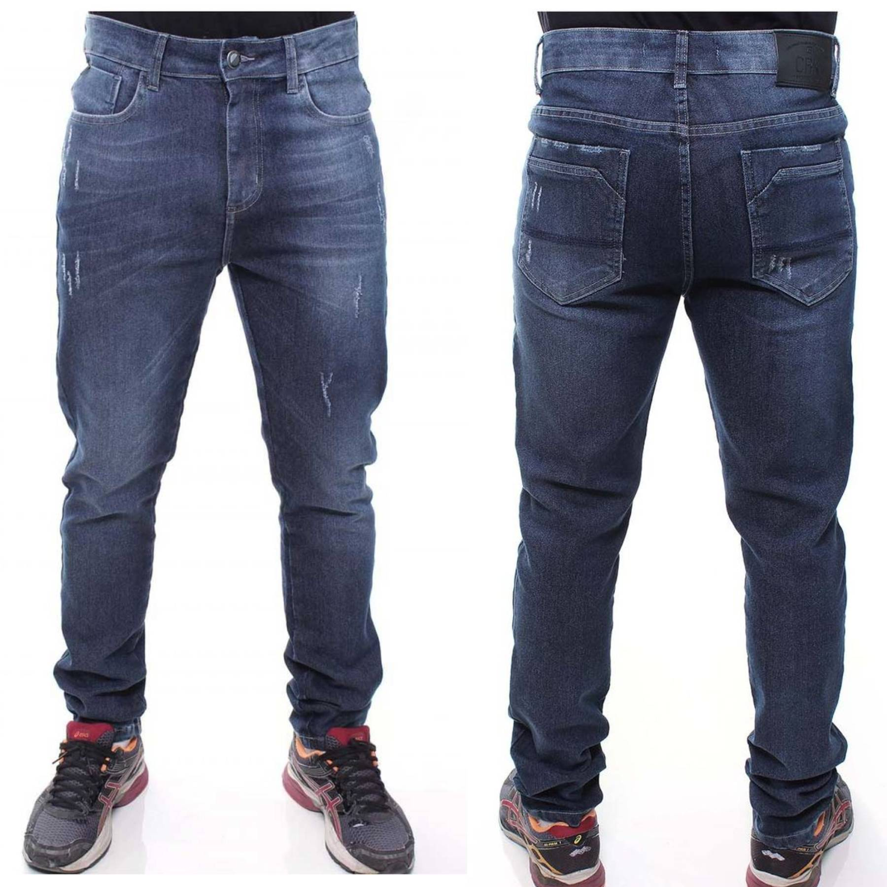 Calça Jeans Masculina Tradicional