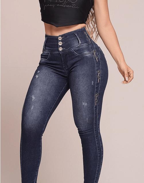 Calça rhero jeans 56383