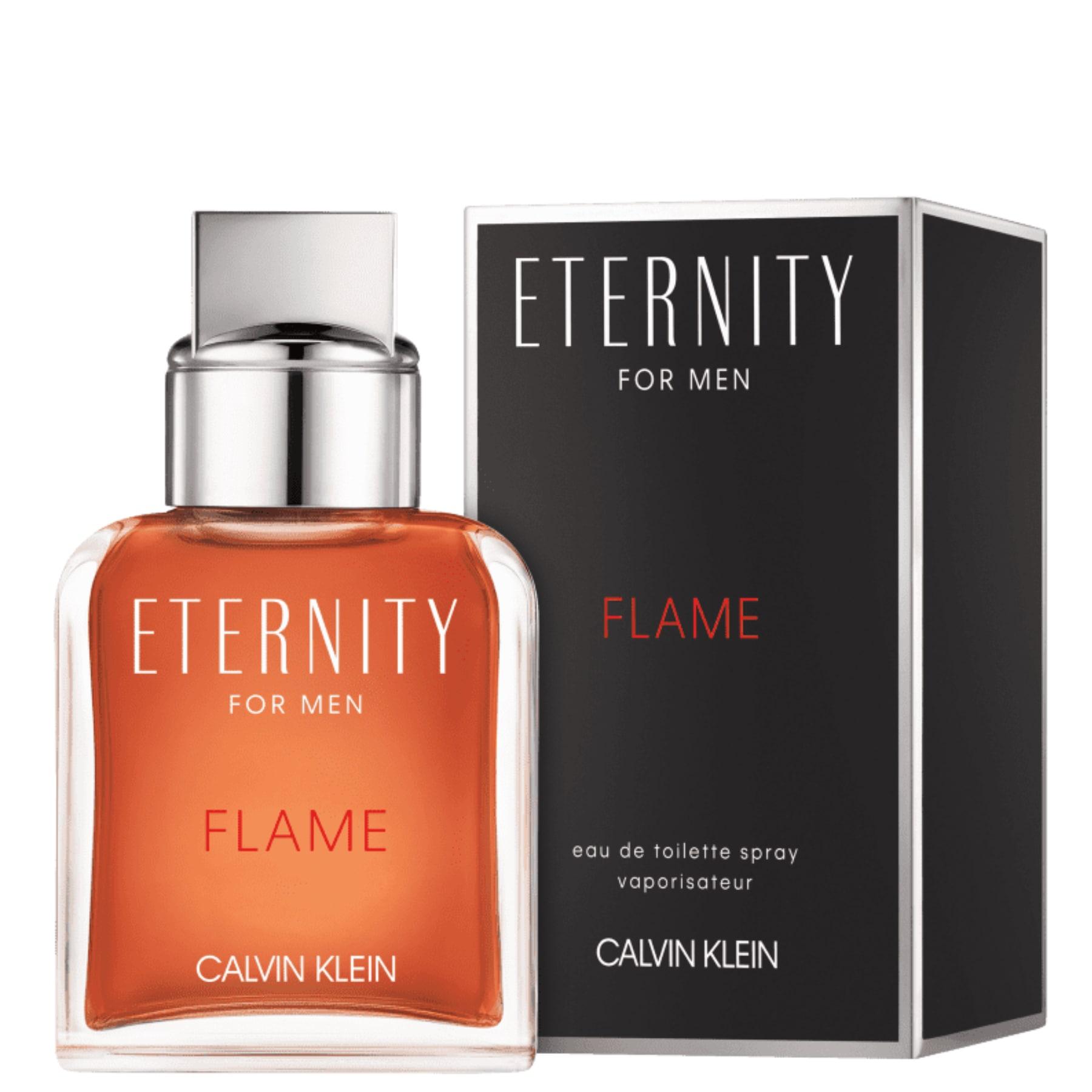 Calvin Klein Eternity Flame for Men Eau de Toilette Calvin Klein 30ml