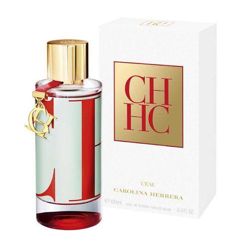 Carolina Herrera CH L'Eau Femme Eau de Toilette Carolina Herrera Perfume Feminino