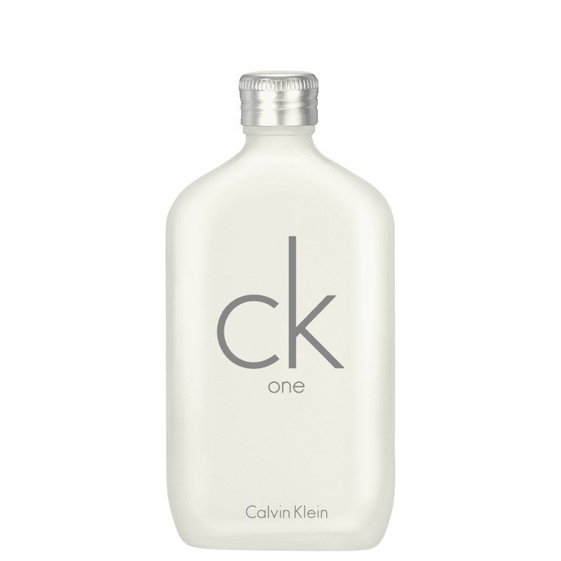 CK One Calvin Klein Eau de Toilette - Perfume Unissex 100ml