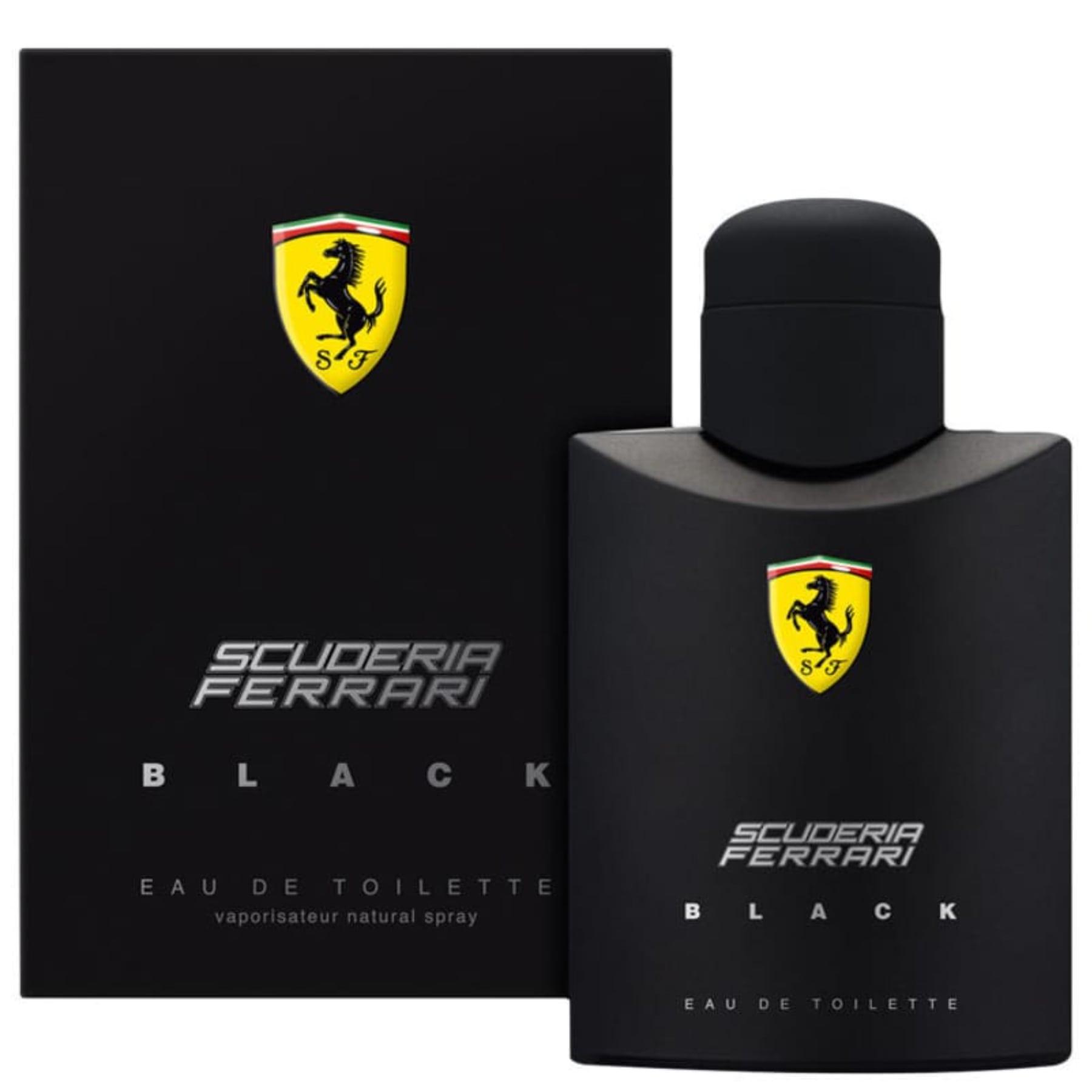 Ferrari Scuderia Ferrari Black EAU De Toilette Perfume Masculino 200ml
