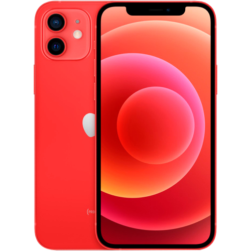 Iphone 11 Apple 11 64GB Tela De 5,4 Camera Dupla De  12mp ios Red