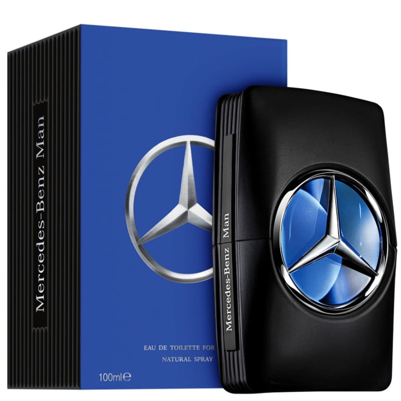 Mercedes Benz Men Eau De Toilette Masculino 100ml