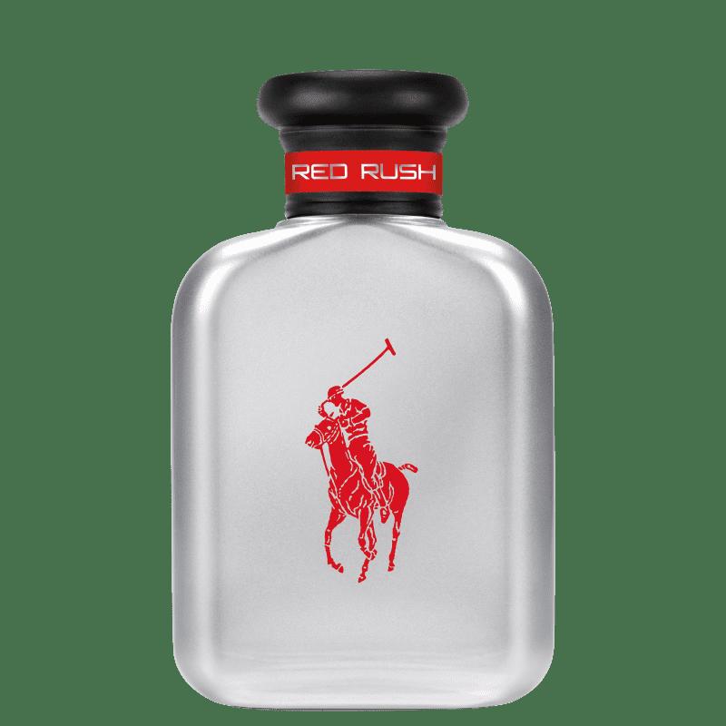 Polo Red Rush Ralph Lauren Eau de Toilette Perfume Masculino