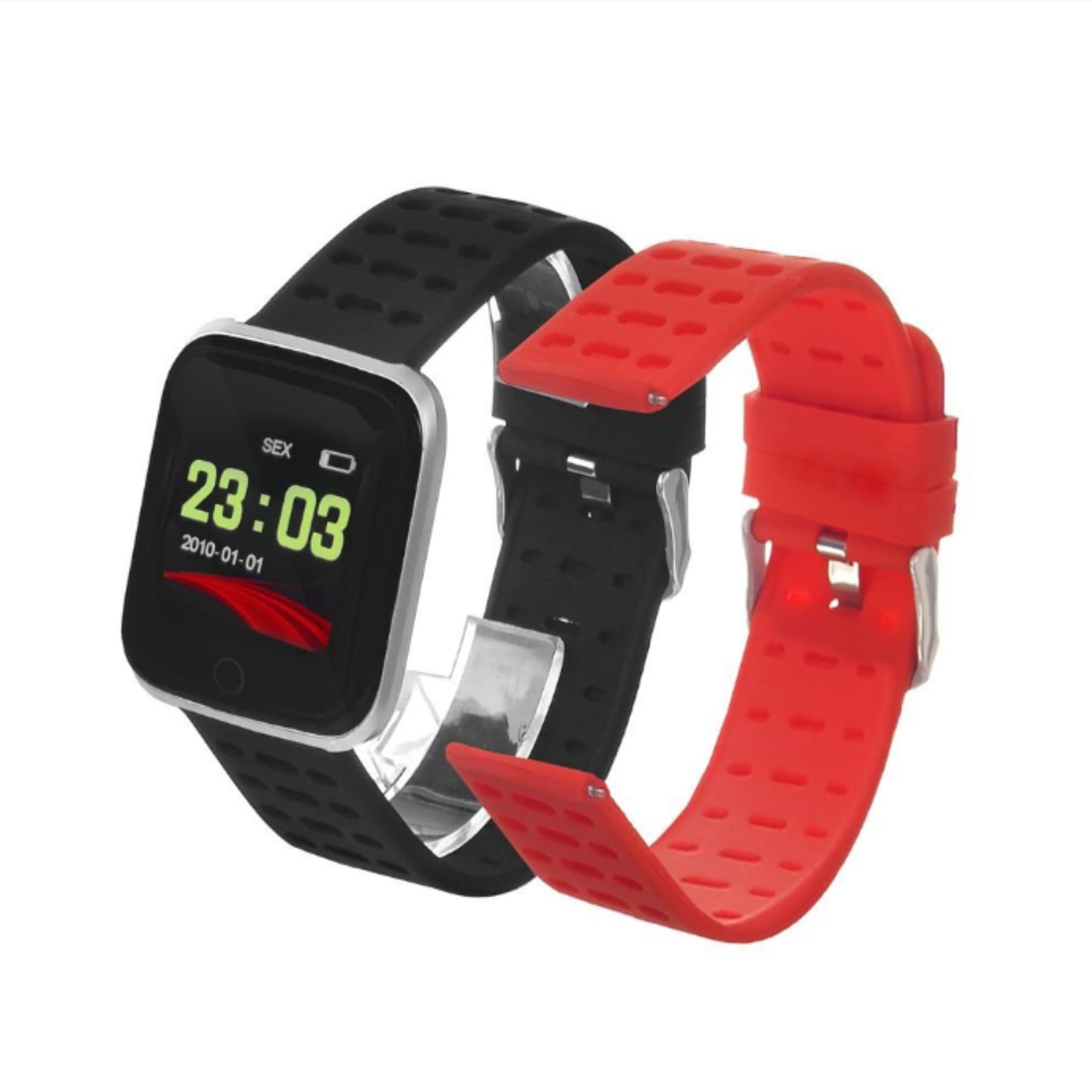 Relógio Smart Unissex Tuguir Digital Preto
