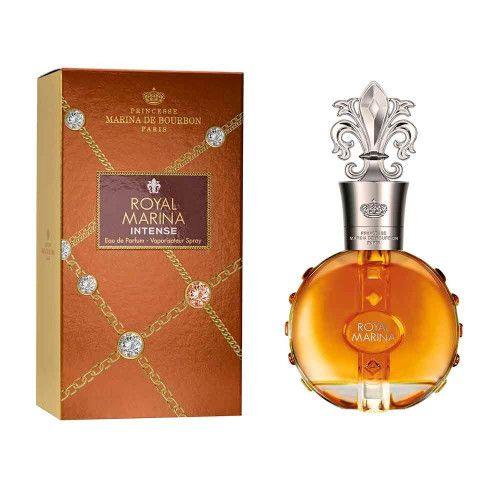 Marina De Bourbon Royal Intense Marina de Bourbon Eau de Parfum Perfume Feminino 50ml