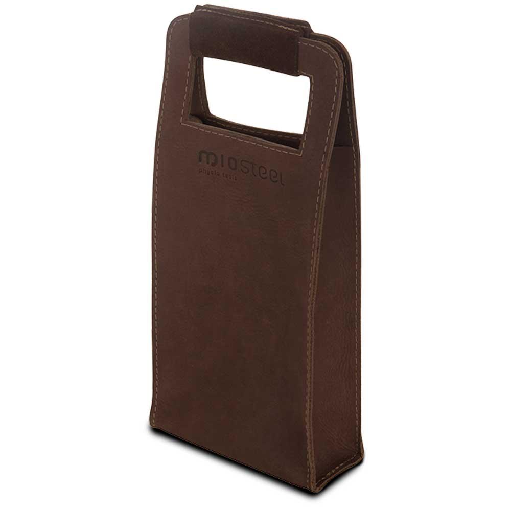 Leather Bag Bolsa Estojo Case Para Guardar Armazenar Instrumento de Liberação Miofascial Miosteel