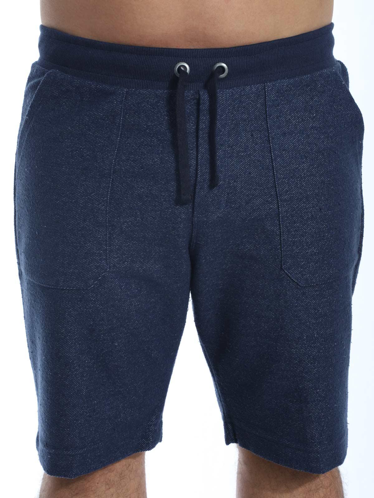 Bermuda Anistia Moleton Bio Jeans