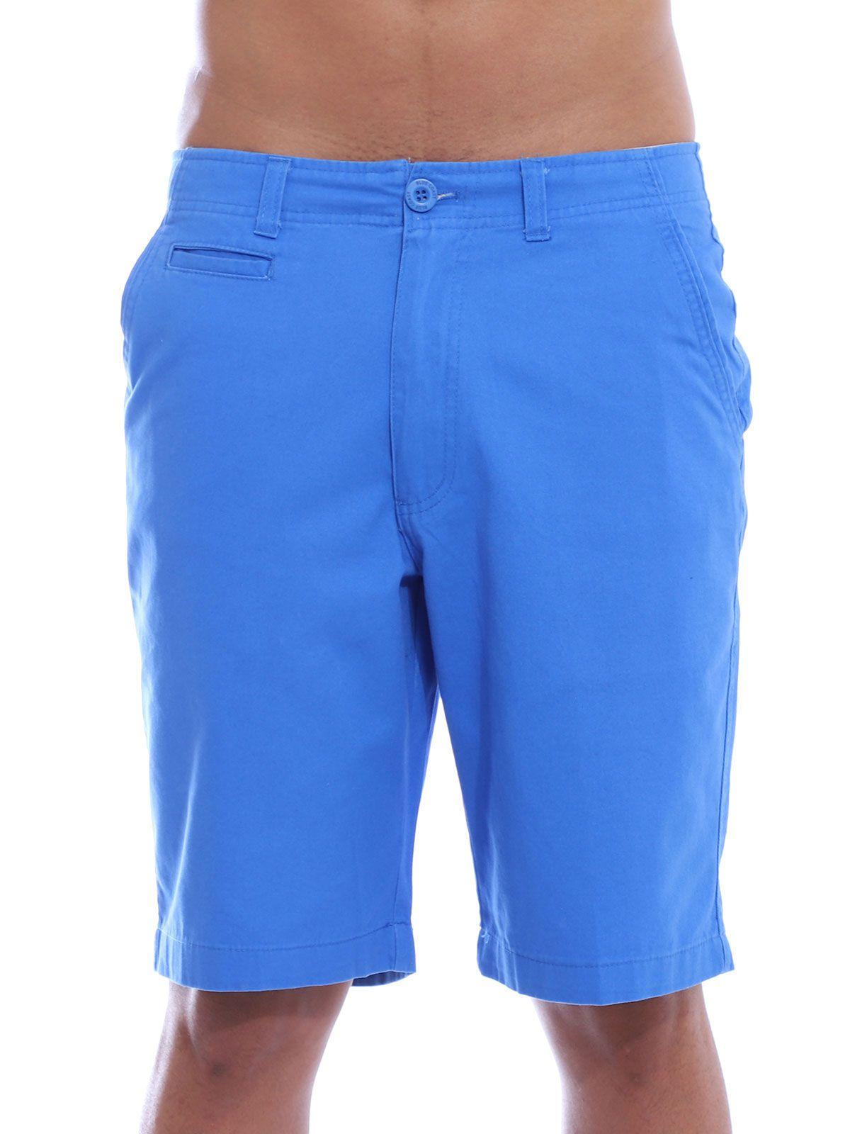 Bermuda Casual de Sarja Anistia Azul