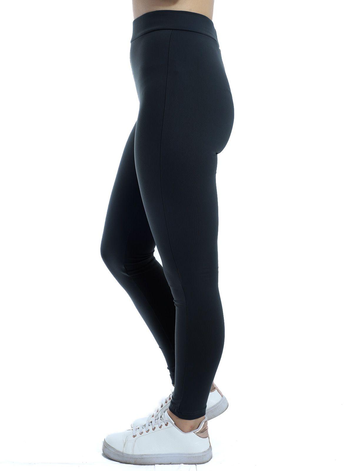 Calça Fusô Fitness Anistia Preta