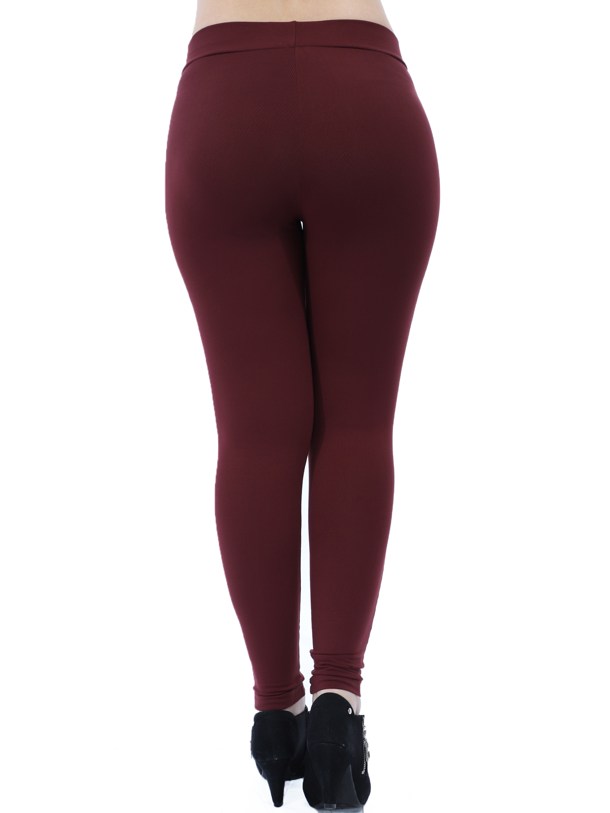 Calça Fusô Legging Fitness Feminina Academia Bordo