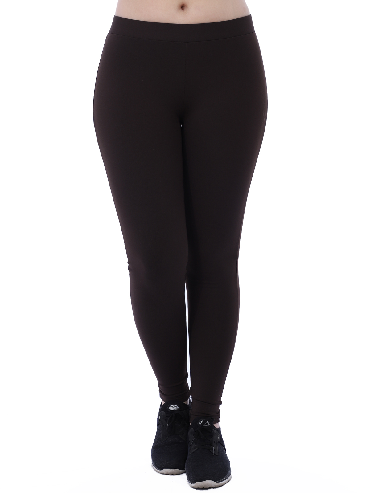 Calça Fusô Legging Fitness Feminina Academia Marrom