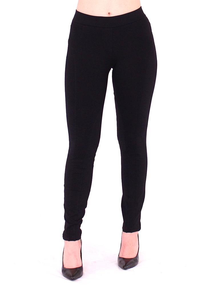 Calça Montaria Fitness Feminina Confortável Preta