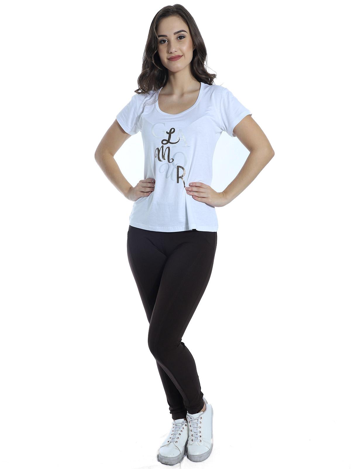 Calça Montaria Legging Feminina Fitness Body Fit Marrom