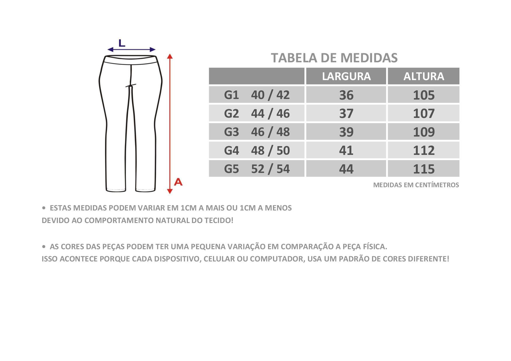Calça Plus Size Reta de Veludo Cotelê Bordo