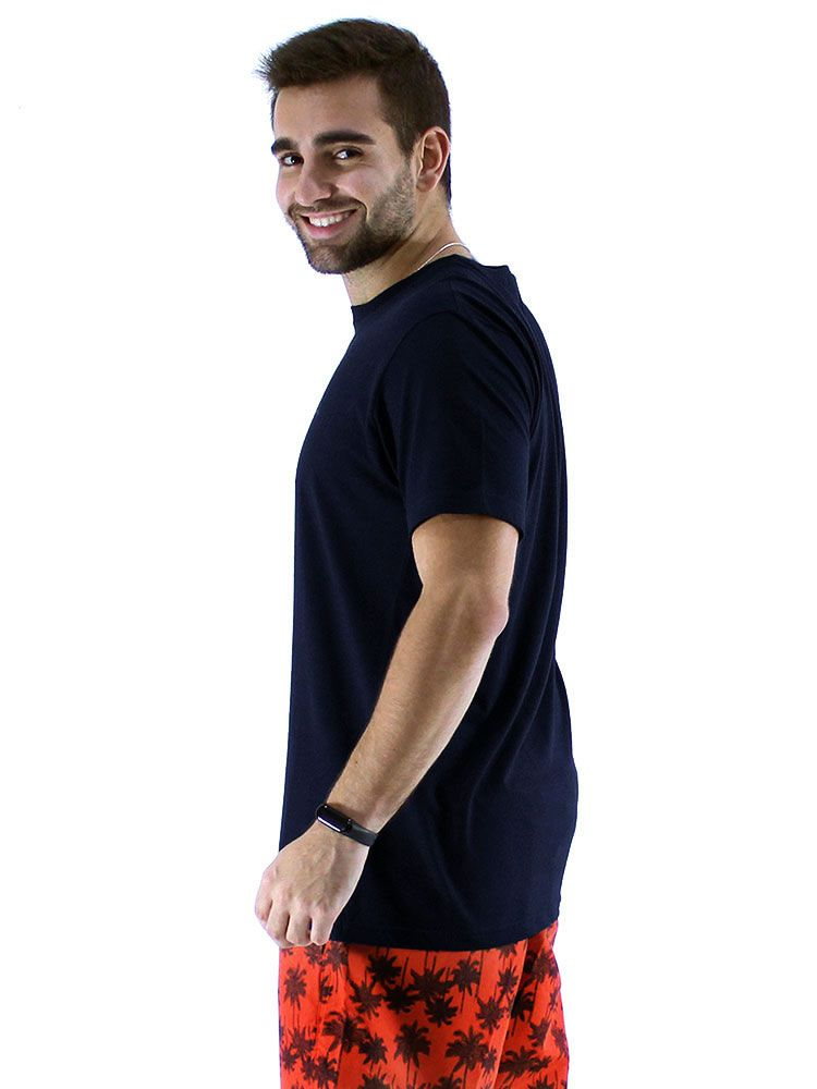 Camiseta Anistia #89 Azul Marinho