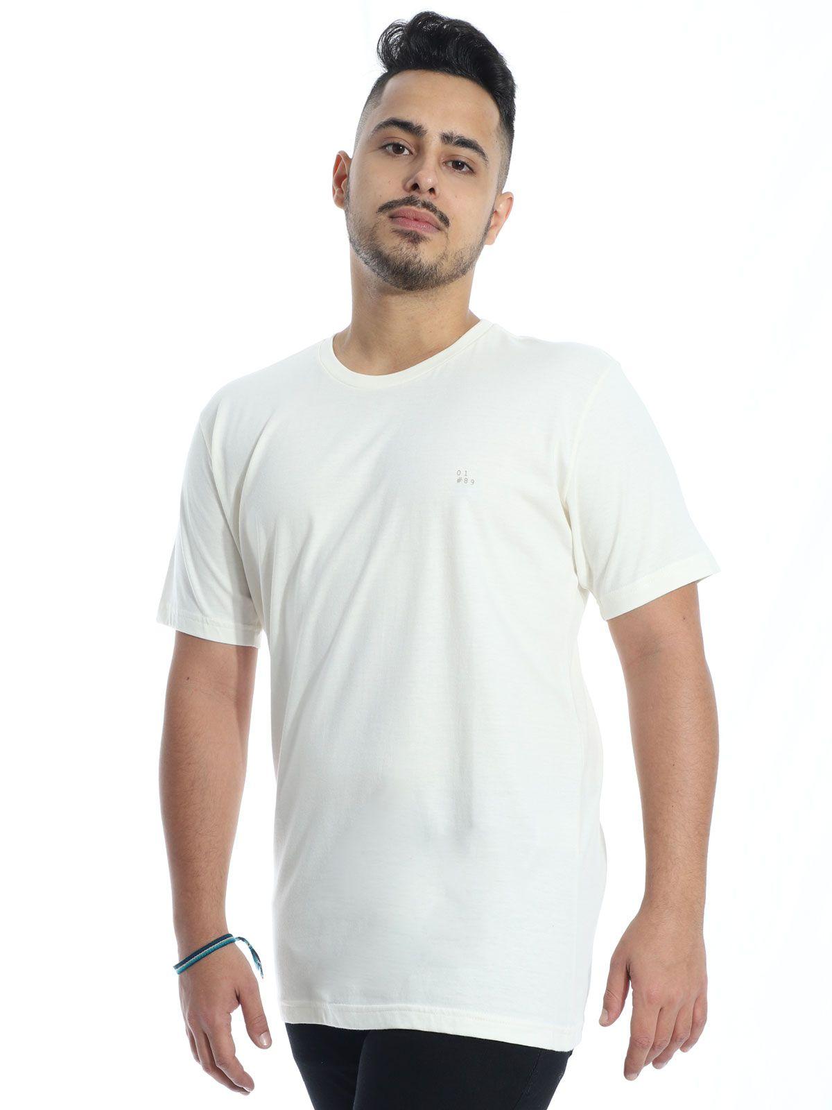 Camiseta Anistia #89 Marfim