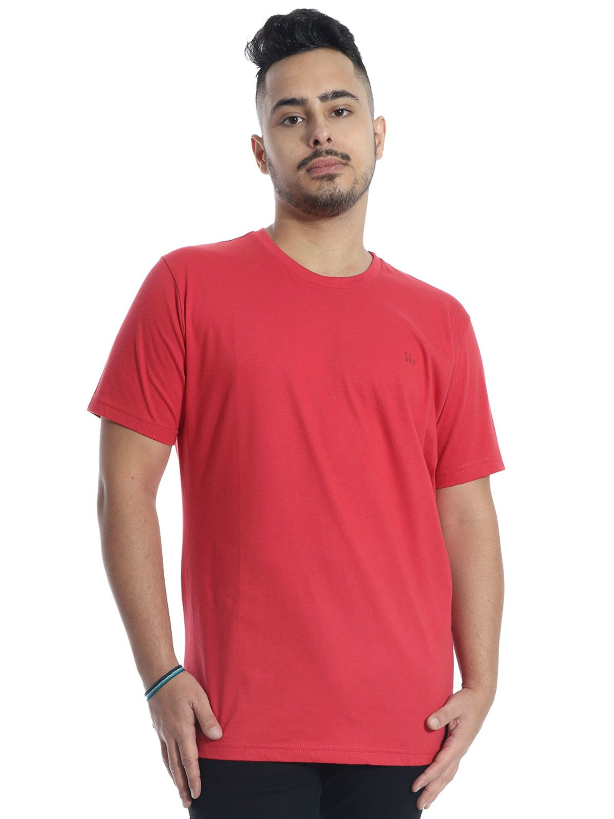 Camiseta Anistia #89 Vermelho