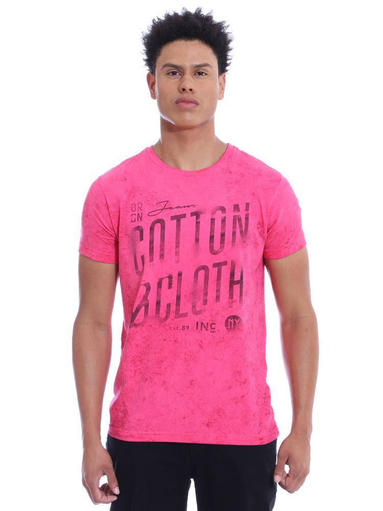 Camiseta Anistia Slim Fit Confort Stonada Chiclete