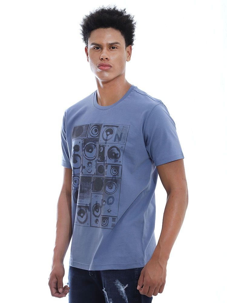 Camiseta Anistia Sonido Indigo