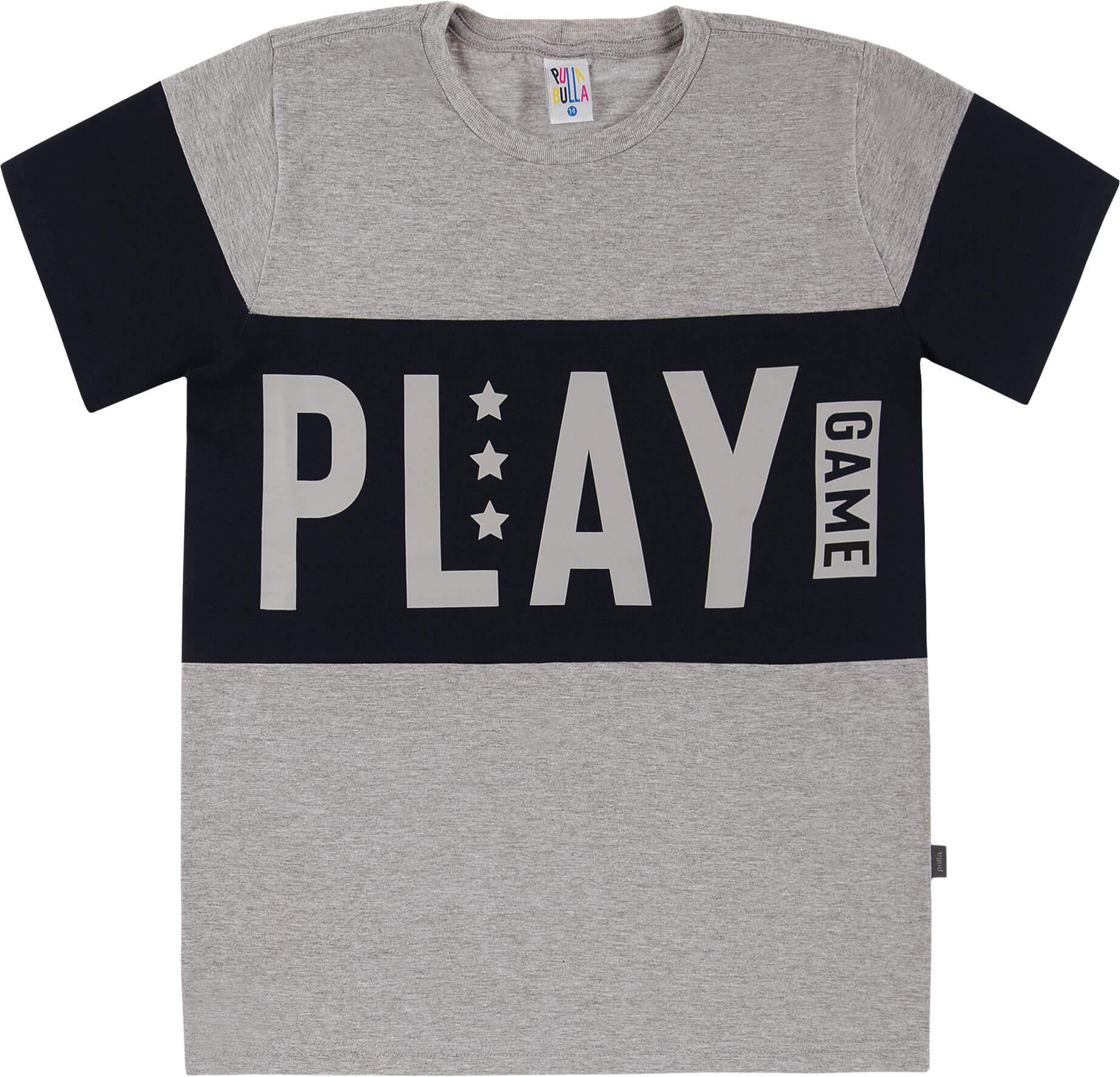 Camiseta Pulla Bulla Play Mescla