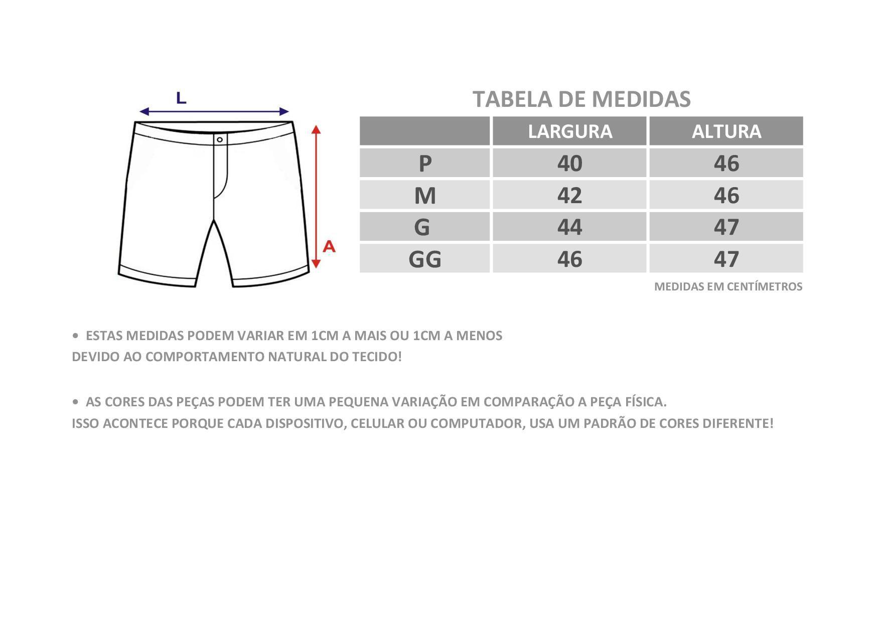 Short Fitness Anistia Traseiro com Zipper Cinza