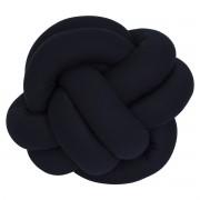 Almofada Decorativa Nó Azul Marinho