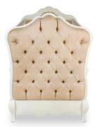 Berço Mini Cama Clássico Coleção Imperial Branco