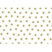 Papel de Parede Estrelinha Dourada