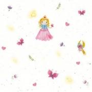 Papel de Parede Brincar Princesa
