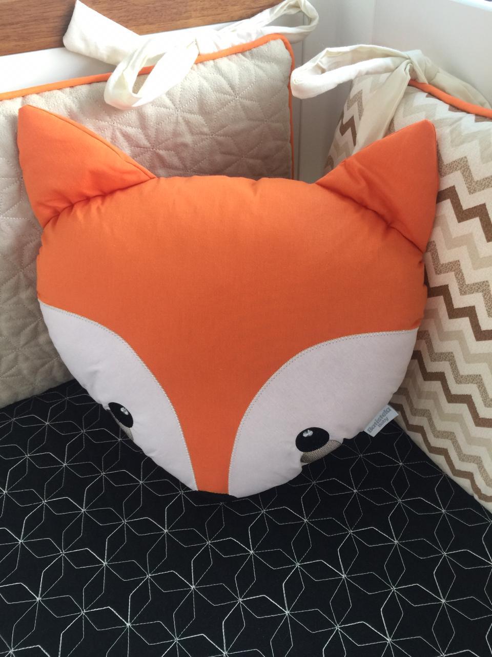 Almofada Decorativa Raposa