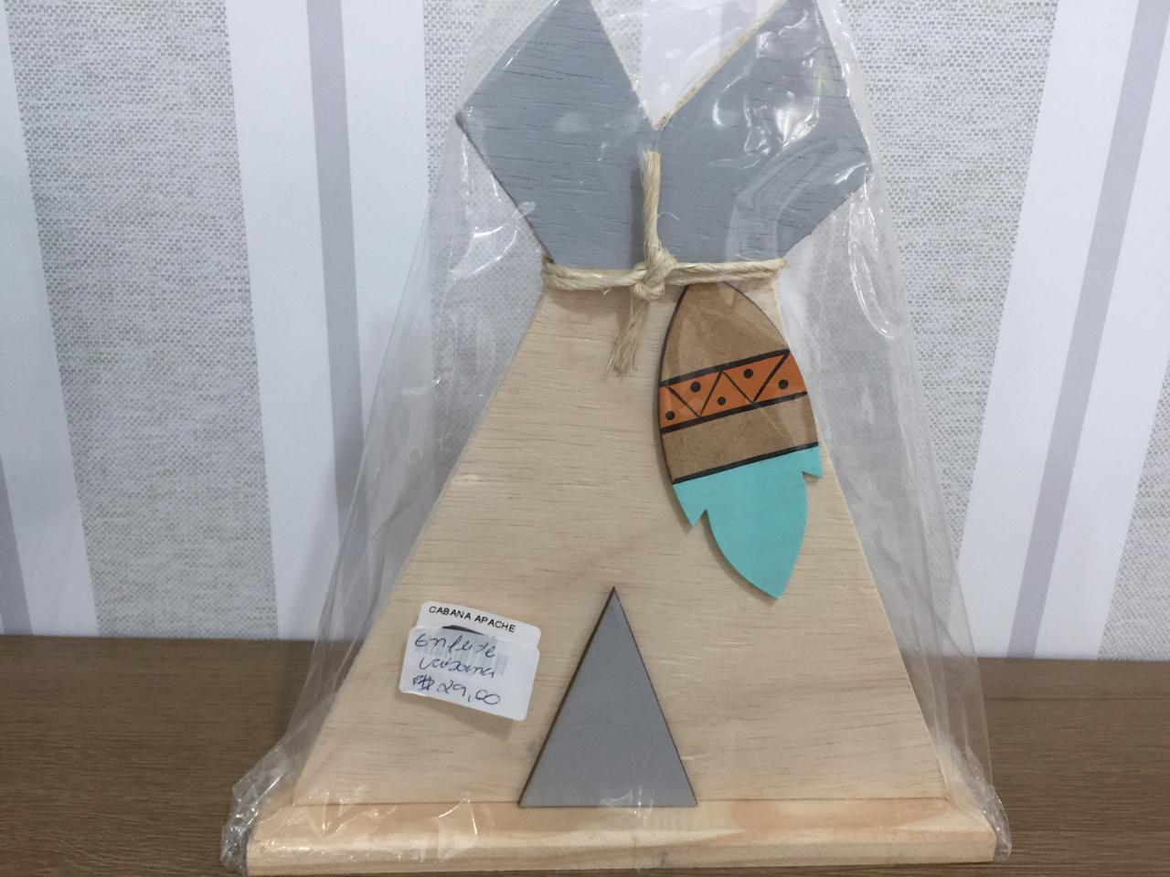 Enfeite para Quarto Cabana Apache