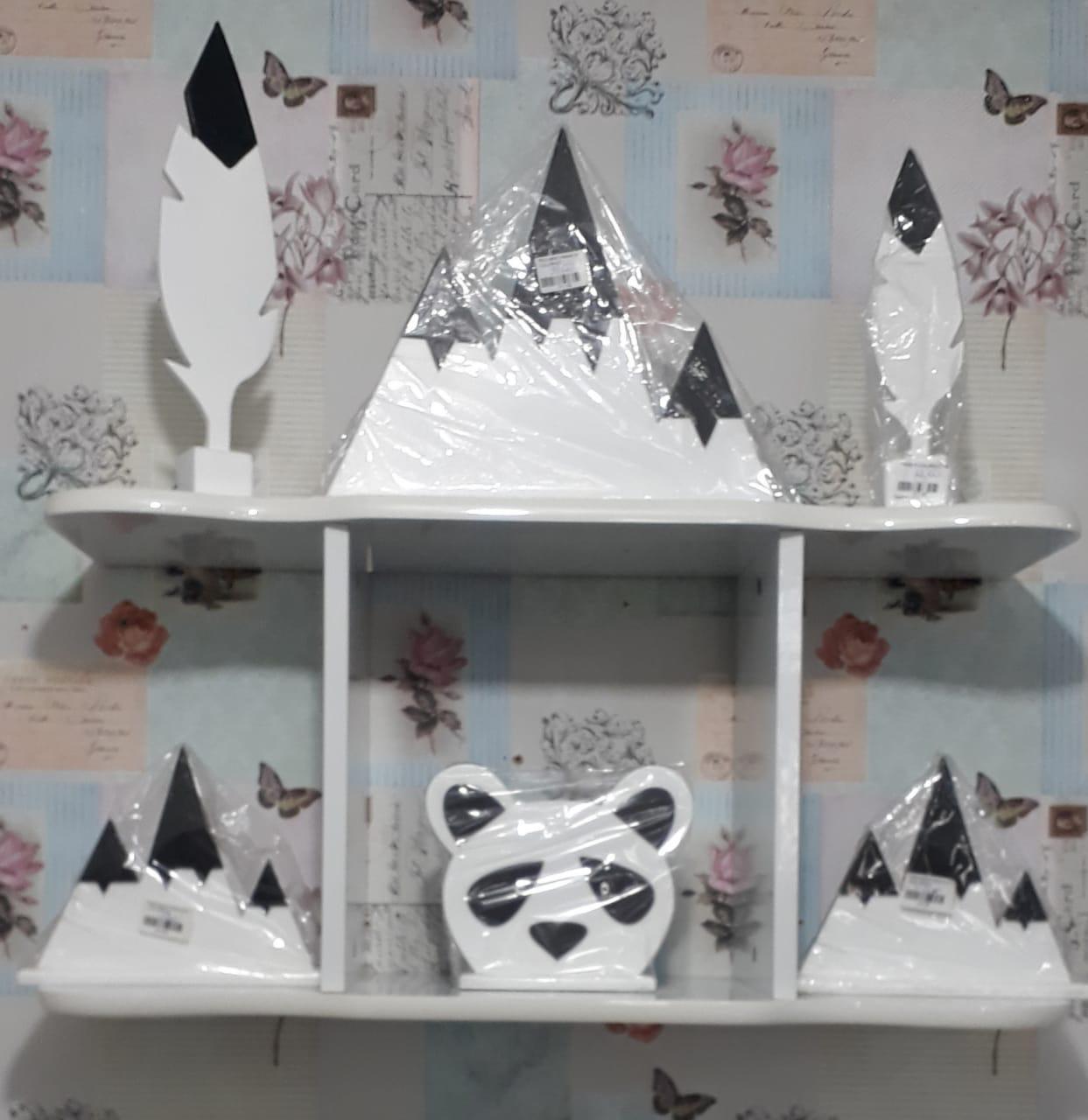 Enfeite para Quarto Panda M