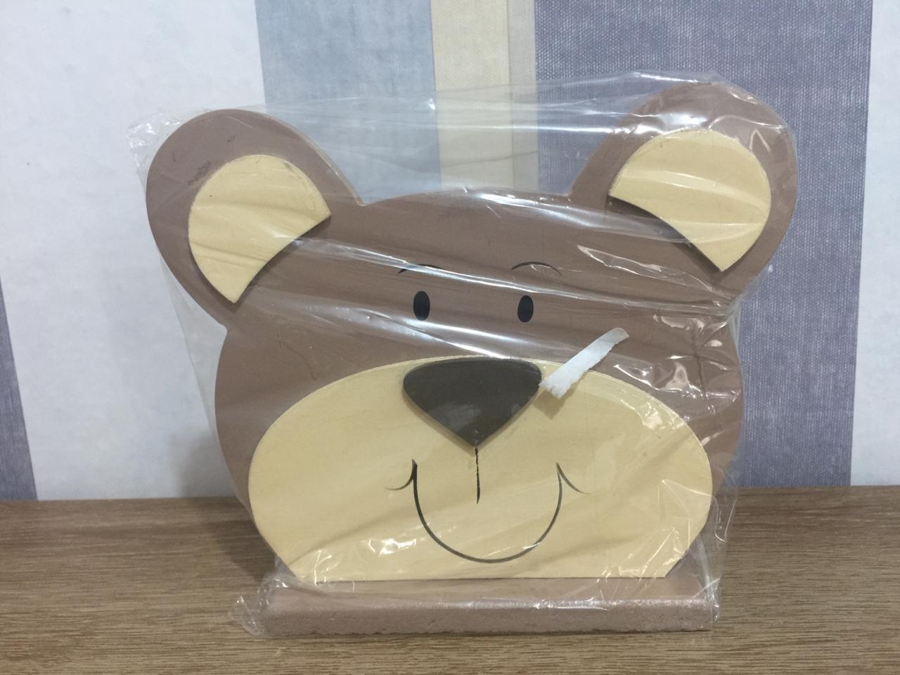 Enfeite para Quarto Urso P