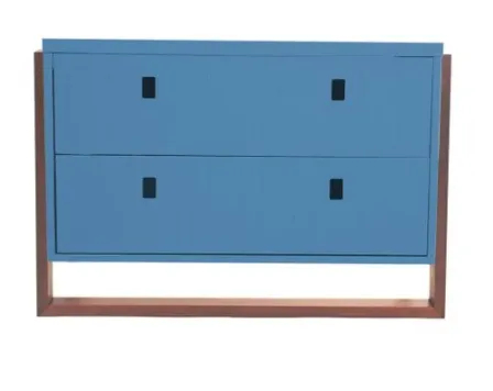 Gaveteiro Coleção Dominó Azul
