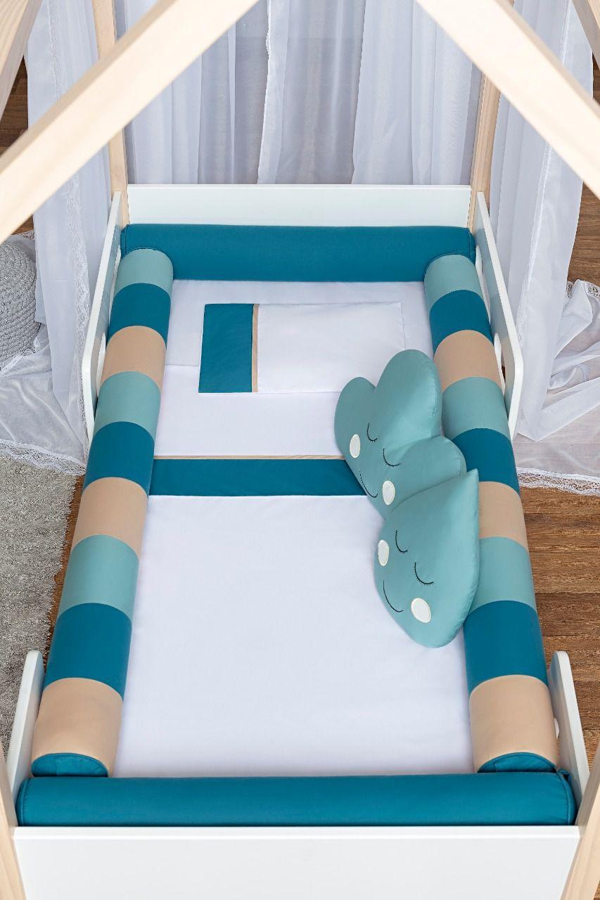 Kit Montessoriana 7 peças Verde