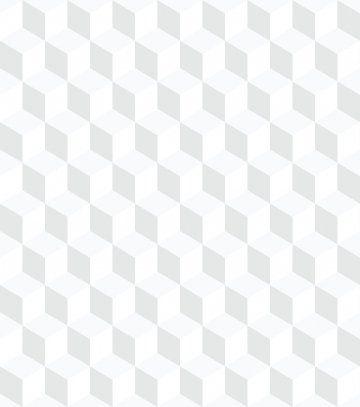 Papel de Parede Cubo Cinza