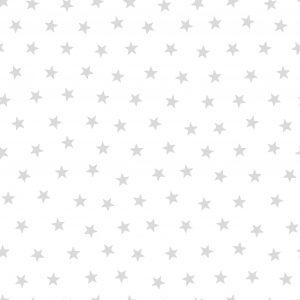 Papel de parede Renascer Estrela Pequena Cinza