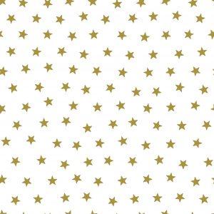 Papel de parede Renascer Estrela Pequena Dourada