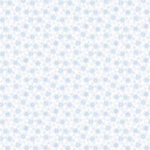 Papel de parede Renascer Florzinha azul