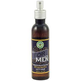 Spray Vetiver - Linha For Men - 120ml