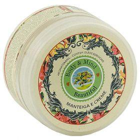 Manteiga Mousse Redutora e Firmadora - Beautiful - 190ml