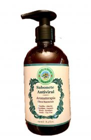 Sabonete Antiviral  -  250 ml